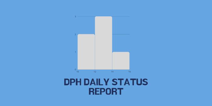 status report 700x